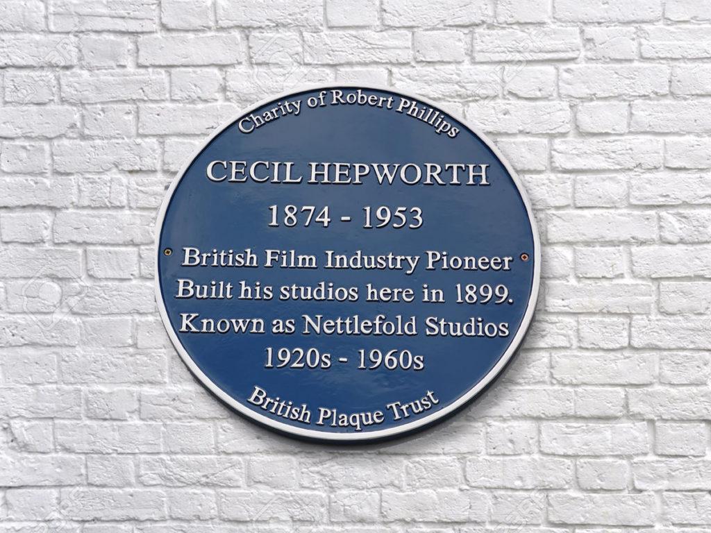 British Blue Plaques – British Plaque Trust